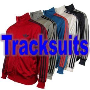 Tracksuits & Pants